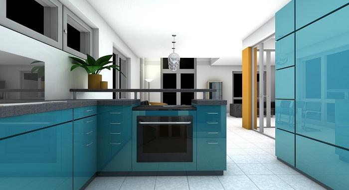 Dizajn kuchyne by mal byť pekný aj praktický