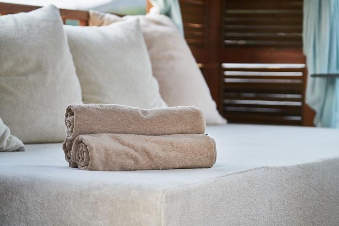 Napínacie plachty z bavlny