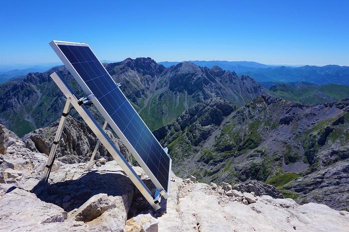 Projekty na solarne panely