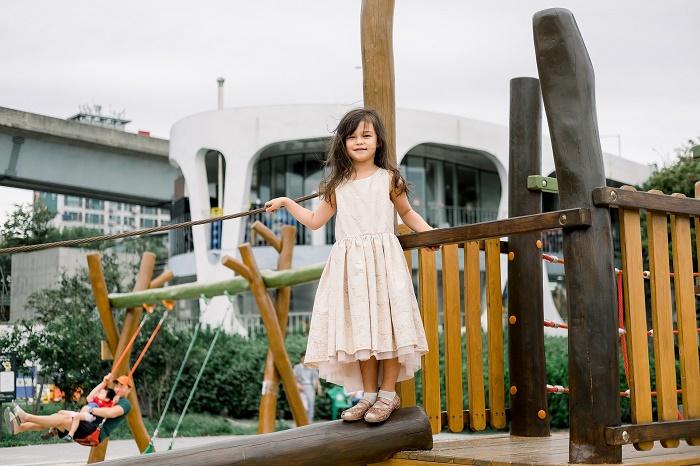Bezpečné zahradne ihrisko pre deti