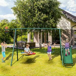 Drevené zahradne ihrisko pre deti